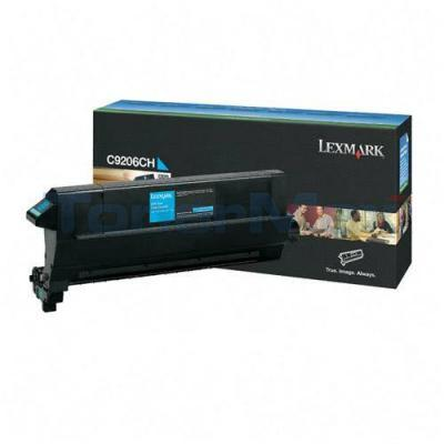 LEXMARK C920 TONER CARTRIDGE CYAN TAA 14K
